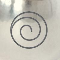 /mit Spirale
