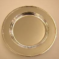 Silberteller ø130