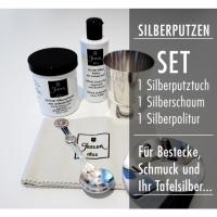 Silberputz-Set