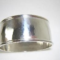 Serviettenring Silber