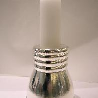 Kerzenstock Silber