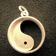Anhänger Yin-Yang