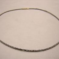 Halsschnur Stahl