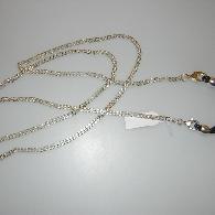 Brillenkette Silber