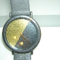 Armband-Uhr, Silber