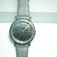 Armband-Uhr Silber