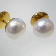 Bouton-Perlen Ohrstecker