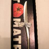 Tomaten Messer Edelstahl