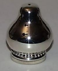 Pfefferstreuer Silber